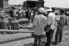 Sacos de 110 kilos de arroz vendidos a menos de 15 euros.