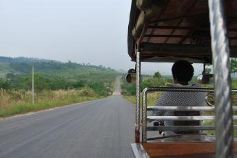 Así te puedes desplazar en Camboya.