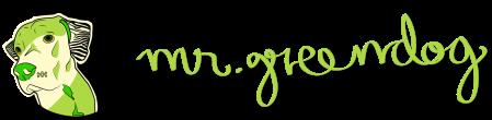 Banner Mr. Greendog
