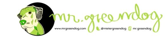 Etiqueta Mr. Greendog